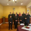 First Meeting with Bishop Kevin Sweeney at St. Joseph Church photo album thumbnail 1