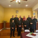 First Meeting with Bishop Kevin Sweeney at St. Joseph Church photo album thumbnail 2